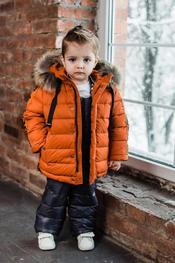 Виды детской верхней одежды